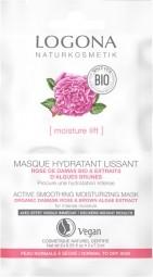 Hydratačná maska BIO damašská ruža - citlivá a suchá pleť