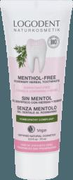 LOGODENT - Bylinná zubná pasta rozmarín bez mentholu