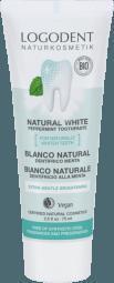 LOGODENT zubná pasta NATURAL WHITE