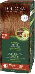 Logona prášková farba na vlasy ohnivočervená - 100g