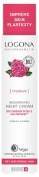 Regeneračný nočný krém BIO damašská ruža