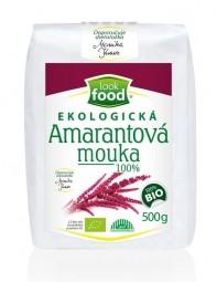Múka amarantová 100% 500 g BIO
