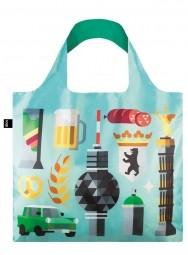 Nákupná taška LOQI Hey Berlin