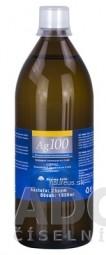 Pharma Activ Koloidné striebro Ag100 hustota 25ppm, 1x1000 ml