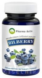 Pharma Activ BILBERRY tbl 1x55 ks