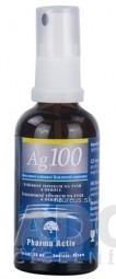 Pharma Activ Koloidné striebro Ag100 sprej, hustota 40ppm, 1x50 ml