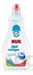 NUK UMÝVACÍ PROSTRIEDOK na fľaše a cumlíky špeciálne na čistenie a umývanie výrobkov pre deti (10750063) (inov.2016) 1x500 ml