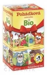 APOTHEKE ROZPRÁVKA Rozprávková záhradka Bio bylinný čaj (od ukončeného 9. mesiaca) 20x2 g (40 g)