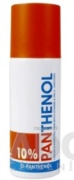 MEDICPROGRESS PANTHENOL SPREJ 10 % 1x150 ml