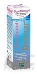 Delmar Panthenol nosový sprej 1x50 ml