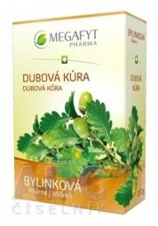MEGAFYT BL DUBOVÁ kôra bylinný čaj 1x100 g