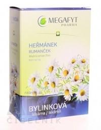 MEGAFYT Bylinková lekáreň RUMANČEK bylinný čaj sypaný 1x50 g