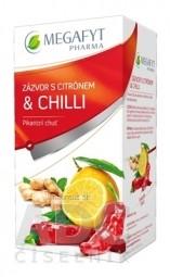 MEGAFYT ZÁZVOR s citrónom & chilli 20x2 g (40 g)