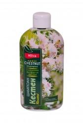 Šampón gaštan 200ml Milva