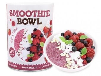 Smoothie bowl- Lesné ovocie
