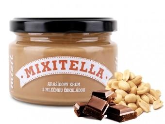 Mixitella - Arašidová s mliečnou čokoládou