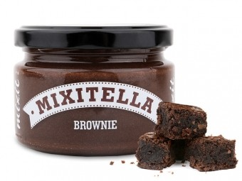Mixitella - Brownie