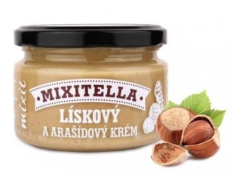 Mixitella - Lieskové orechy a arašidy