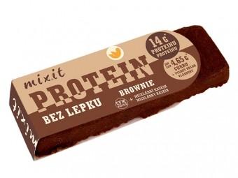Mixitka BEZ LEPKU - brownie
