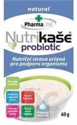 Nutrikaša probiotic - natural 1x60 g