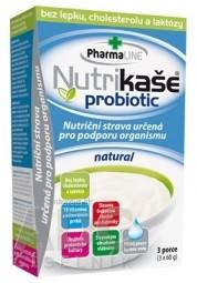 Nutrikaša probiotic - natural 3x60 g (180 g)