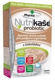 Nutrikaša probiotic - s čokoládou 3x60 g (180 g)