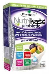 Nutrikaša probiotic - so slivkami 3x60 g (180 g)