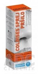 Coldises nosový olej v spreji
