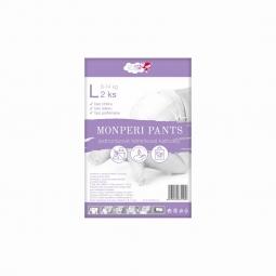MonPeri Pants L 8-14kg, 2ks
