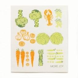 More Joy Zelenina - utierka