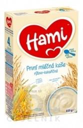 Hami prvá mliečna kaša ryžovo-kukuričná