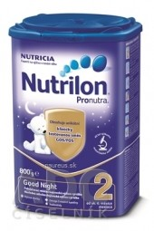 Nutrilon 2 Pronutra Good Night