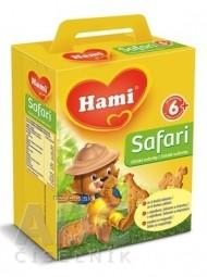 Hami sušienky Safari (od ukonč. 6. mesiaca) 1x180 g
