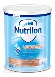 Nutrilon LACTOSE FREE mliečna výživa v prášku (od narodenia) (inov.2019) 1x400 g