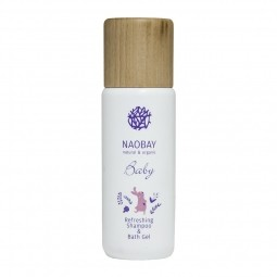 Detský jemný šampón & umývací  gél