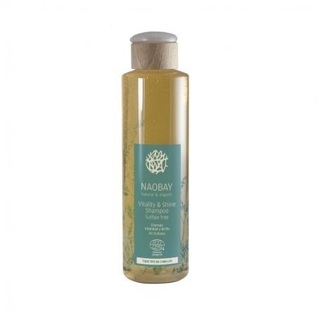 Šampón pre vitalitu & lesk