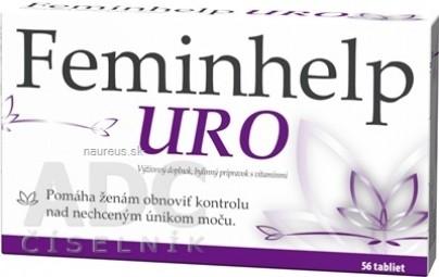 FeminHelp URO tbl 1x56 ks