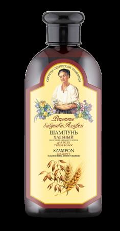 Agafja chlebový šampón pre všetky typy vlasov