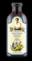 Agafja vyživujúci šampón pre normálne a mastné vlasy