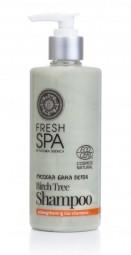 Prírodný posilňujúci šampón Breza BANIA DETOX