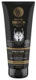 Krém na ochranu tváre a rúk Wolf Code