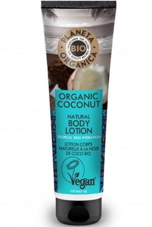 Telový krém Kokosový orech