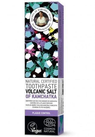 RBA Prírodná certifikovaná zubná pasta - Kamčatská sopečná soľ