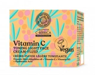 Rakytník C-Berrica - Vitamin C - Ľahký tónujúci krém na tvár