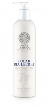 Siberie Blanche - Polárna čučoriedka - Skrášľujúci sprchový gél