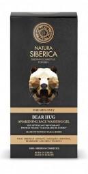 Povzbudzujúci čistiaci pleťový gél Objatie medveďa