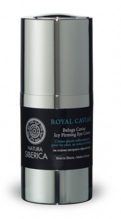 Royal Caviar ľadový liftingový spevňujúci krém na oči s kaviárom z belugy