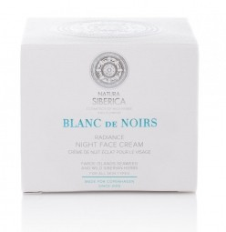 Siberie Blanche - Nočný krém na tvár