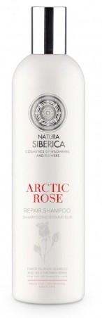 Siberie Blanche - Ruža Arktická - obnovujúci šampón