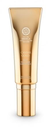Caviar gold - nočný krémový koncentrát Injekcia mladosti 30ml